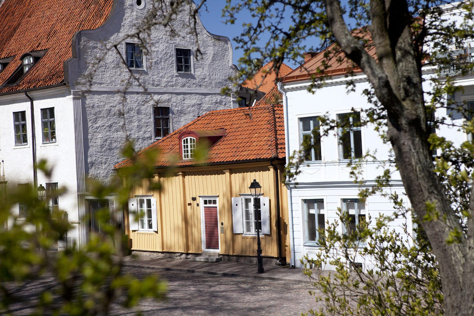 Gamla staden i Kalmar