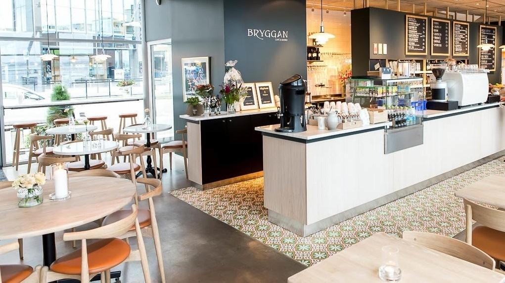 Bryggan Café & Bistro i Jönköping