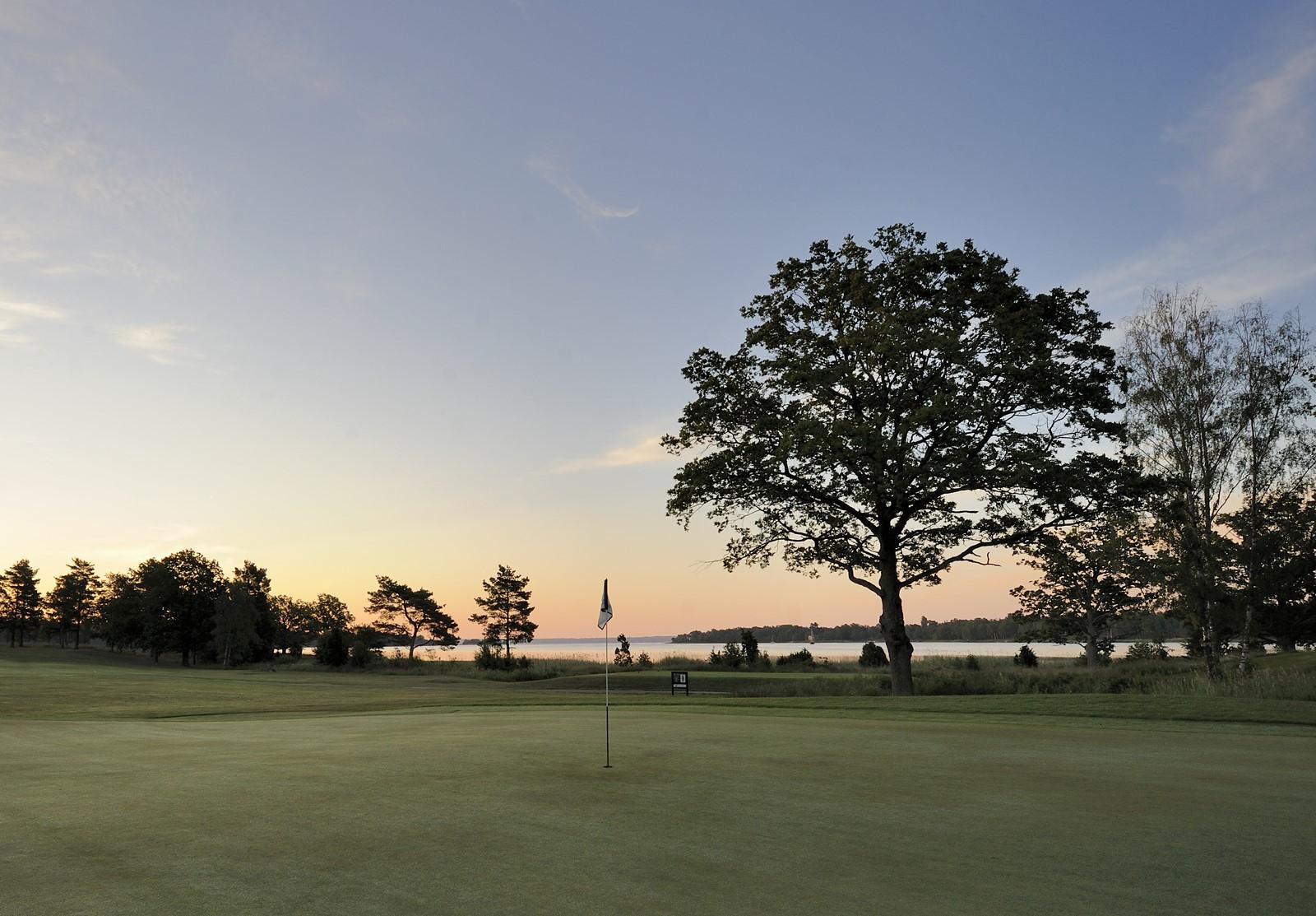 golfbana Kalmar, kalmarsund