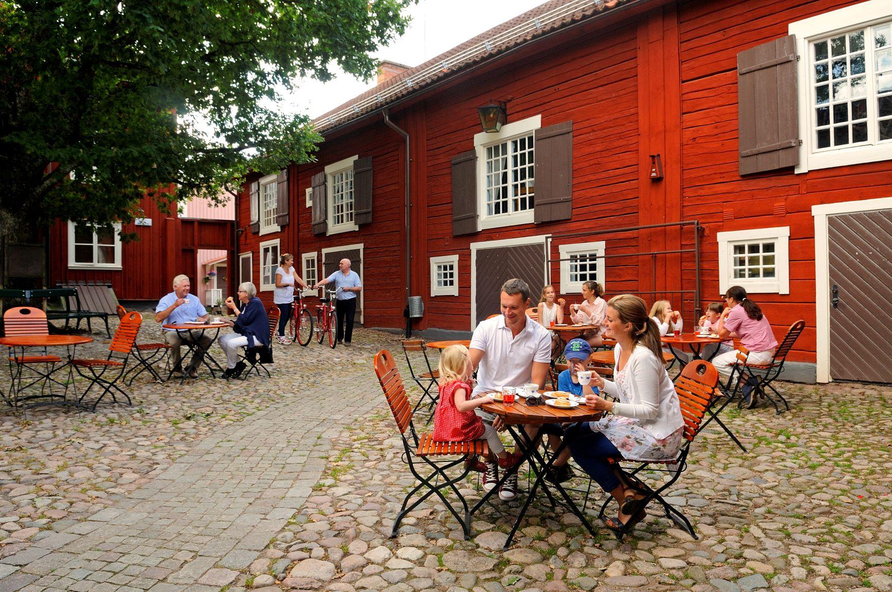 Eksjö - The unique wooden town