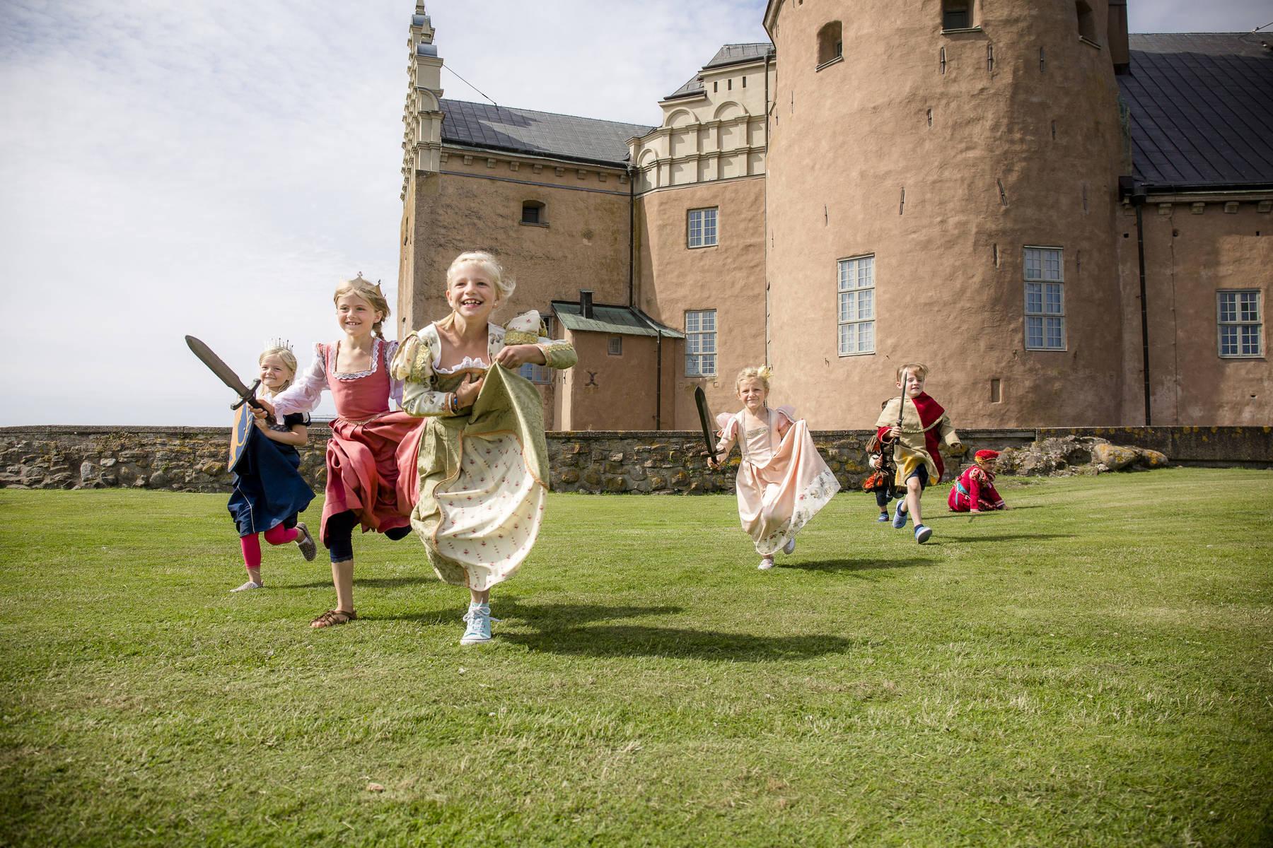Barnens Slott är populärt