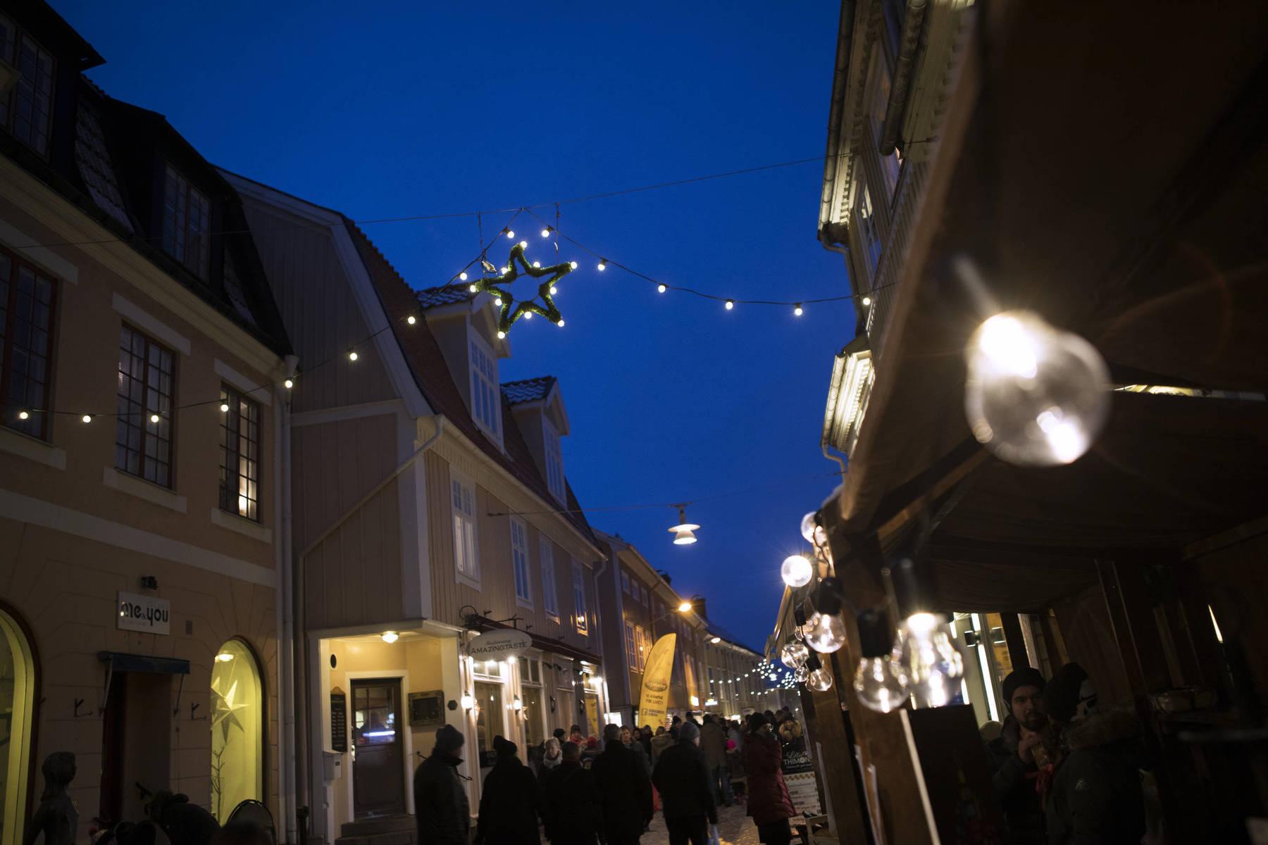 Eksjö Julmarknad