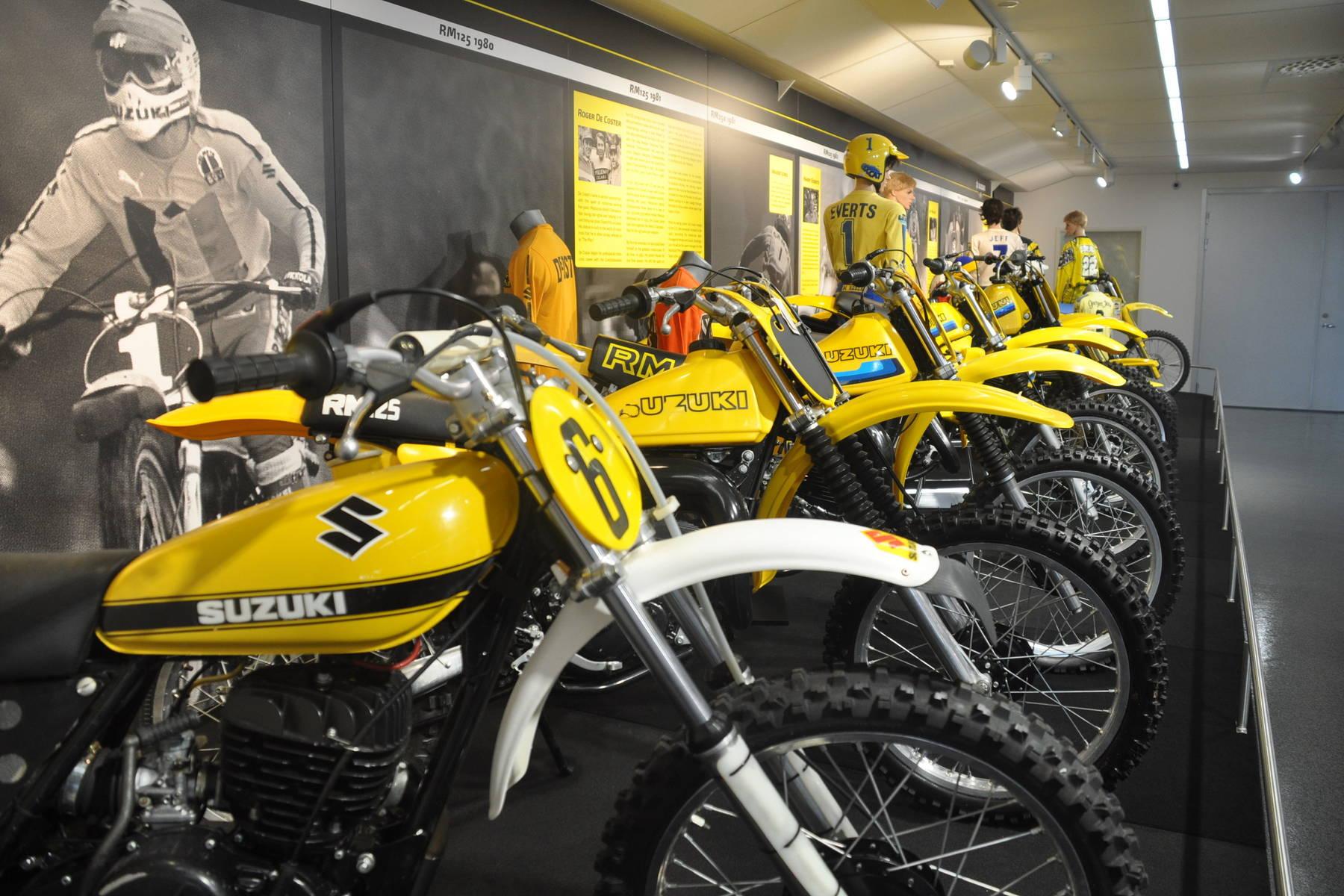 Motorcrossmuseum in Vimmerby in Småland
