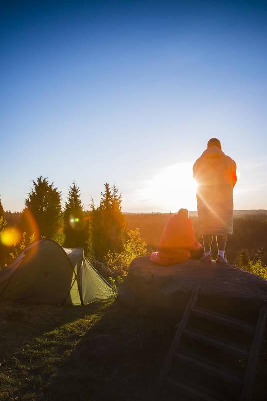 Hultaklint - ein Platz für Naturfreunde und Romantiker