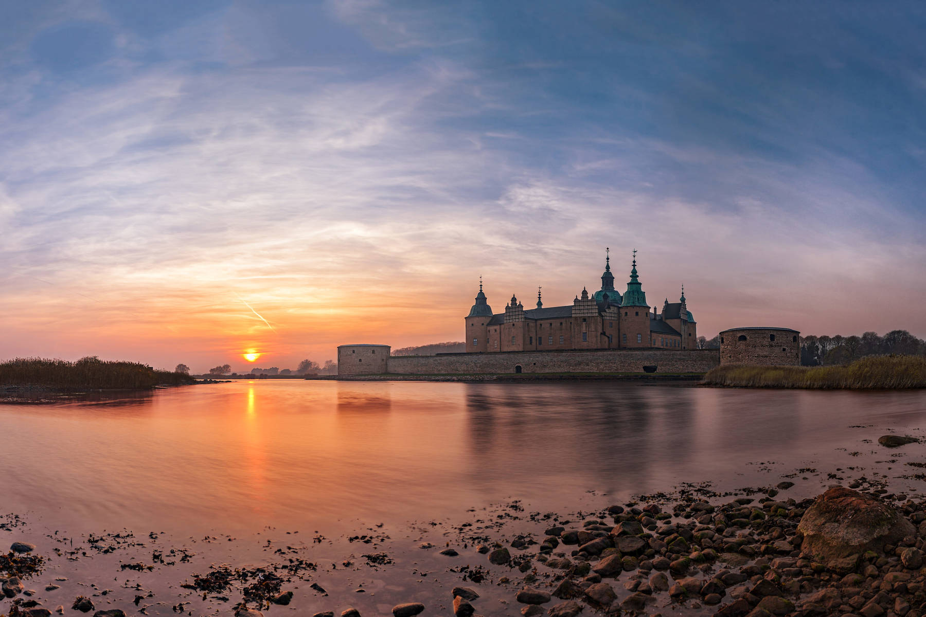 Schloss Kalmar am Kalmarsund