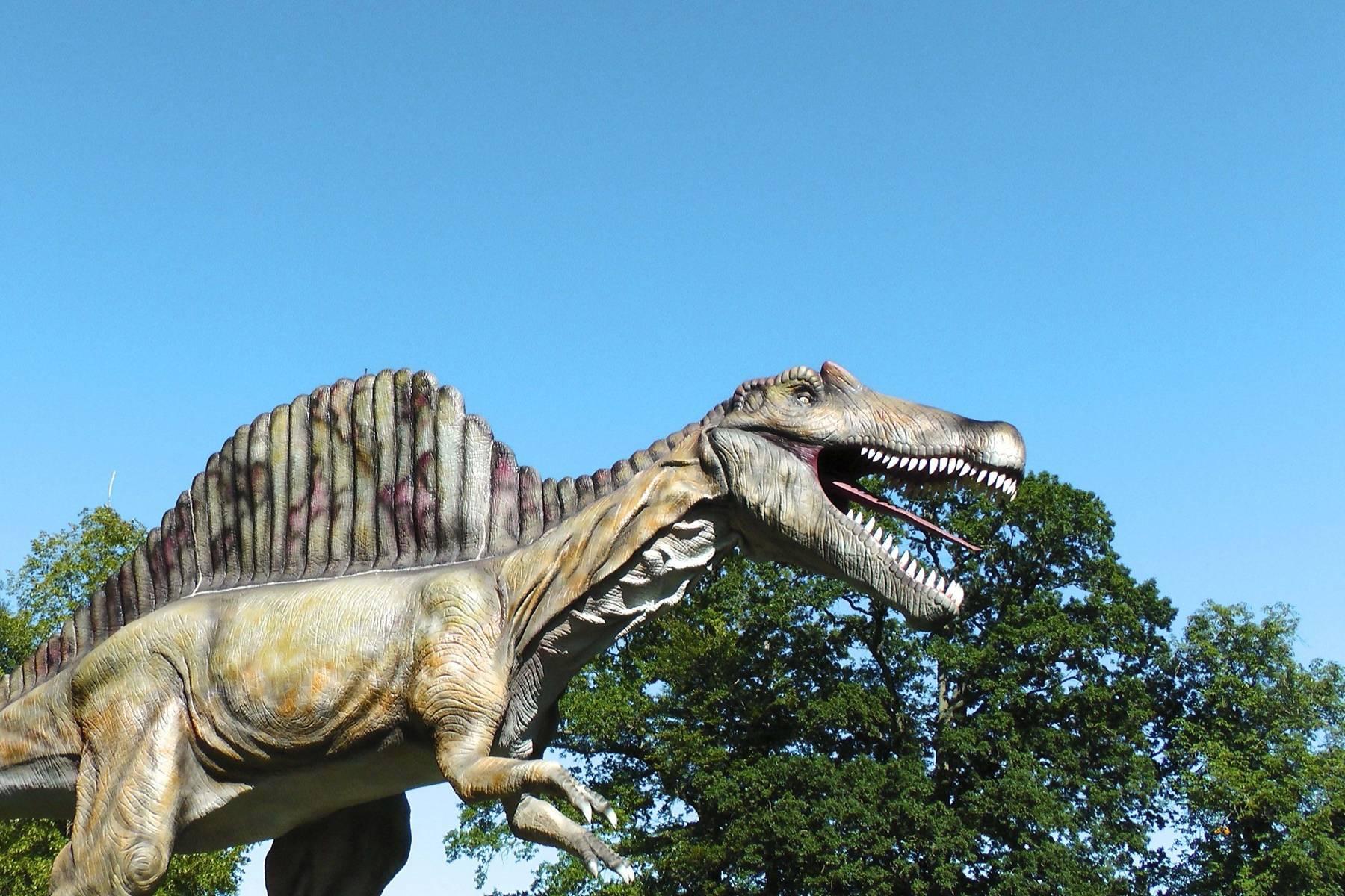 World of Dinosaurs bei Kalmar