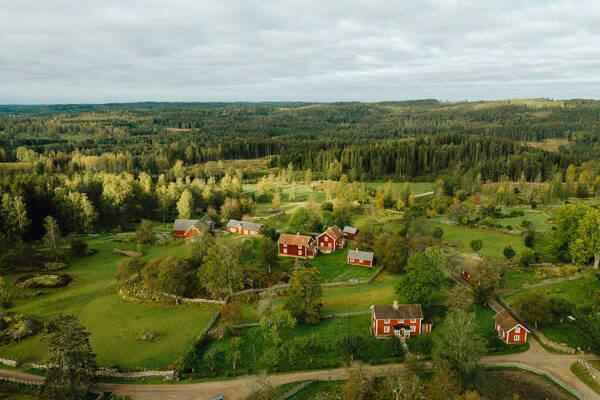 Åsens by