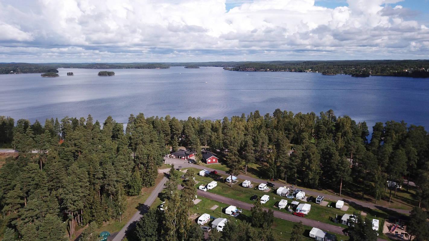 Hätte Camping Tranås Småland