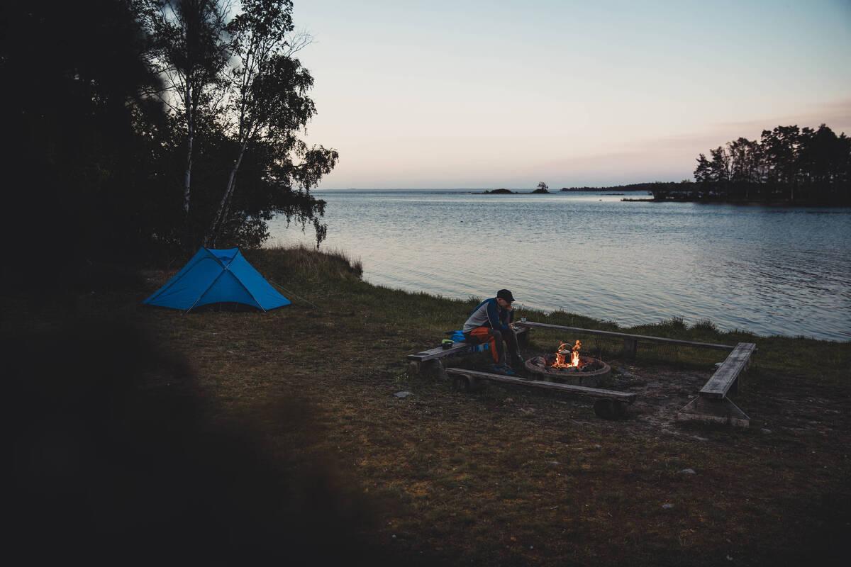 Outdoorleben in Småland genießen