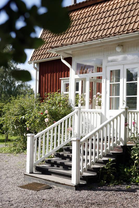 Astrid Lindgrens Elternhaus in Småland