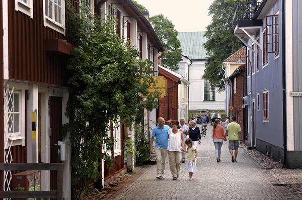 Die Holzstadt Eksjö