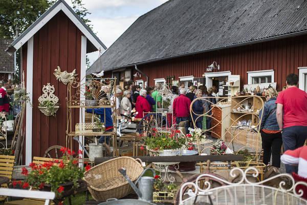 »Loppis« - geliebte Flohmärkte  in Småland