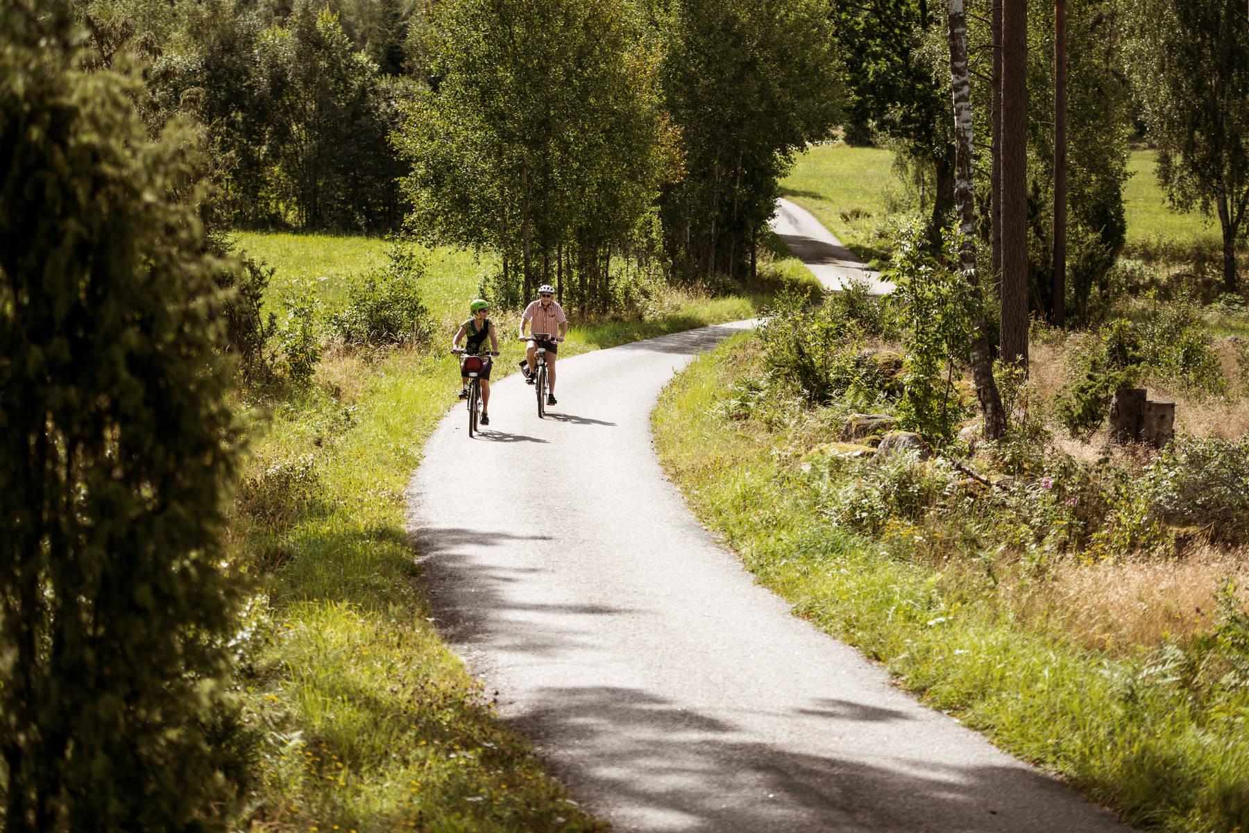 Naturnah und nachhaltig: Mit dem Rad in Småland unterwegs