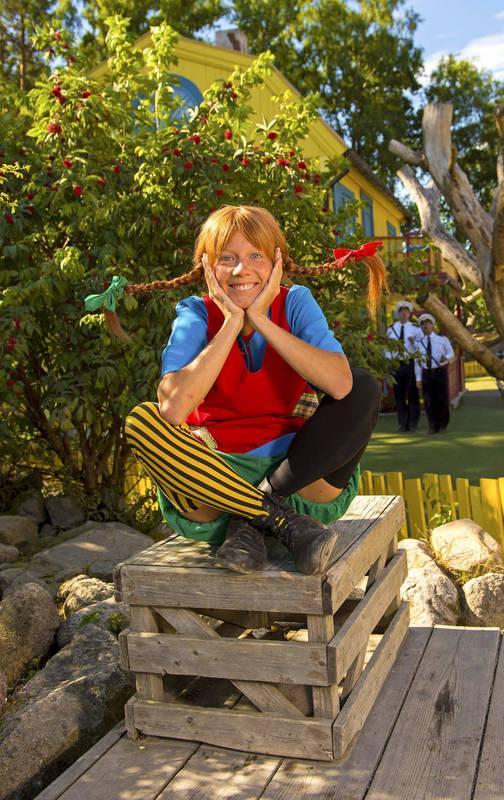 Astrid Lindgren's World
