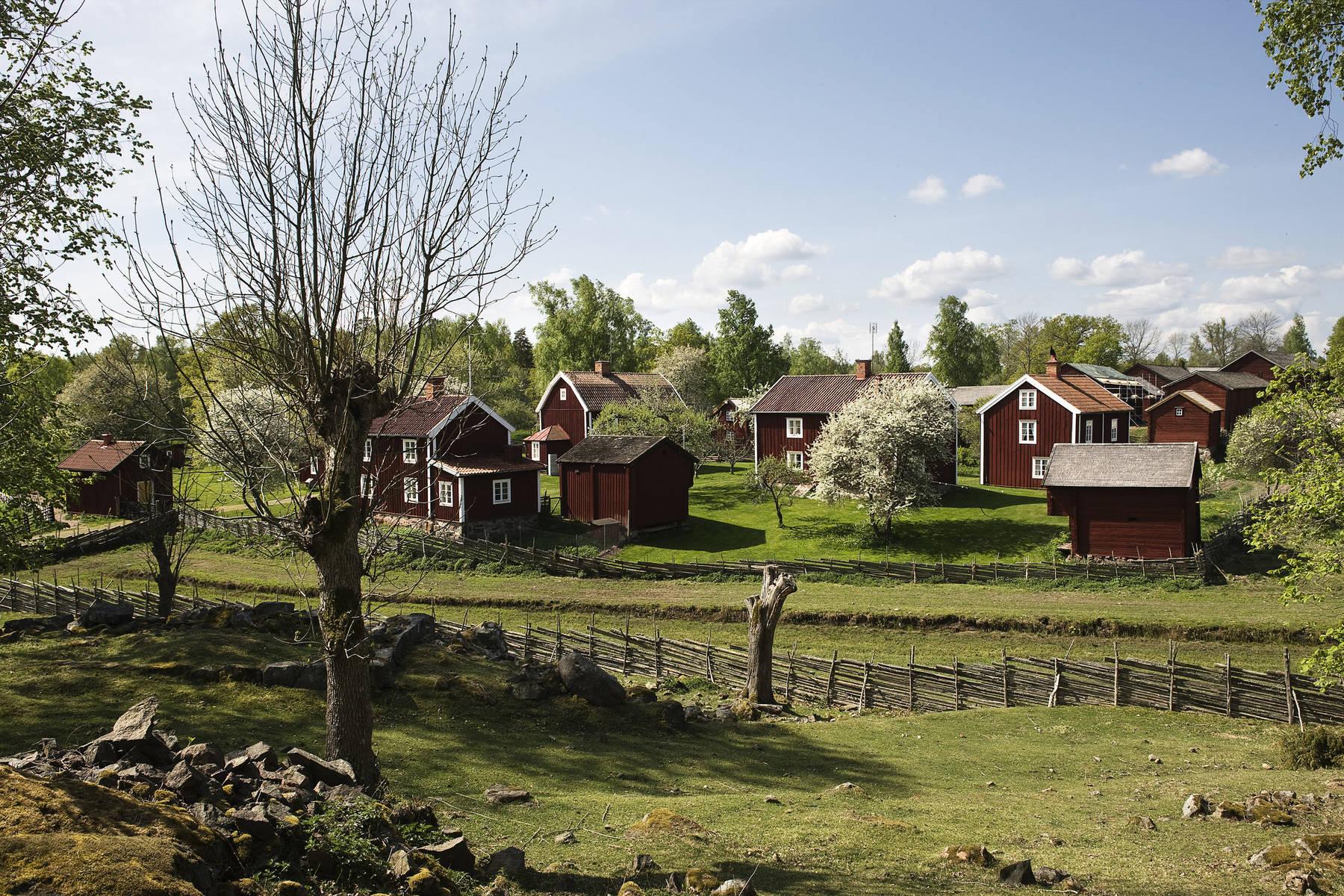 Culture reserve Stensjö by