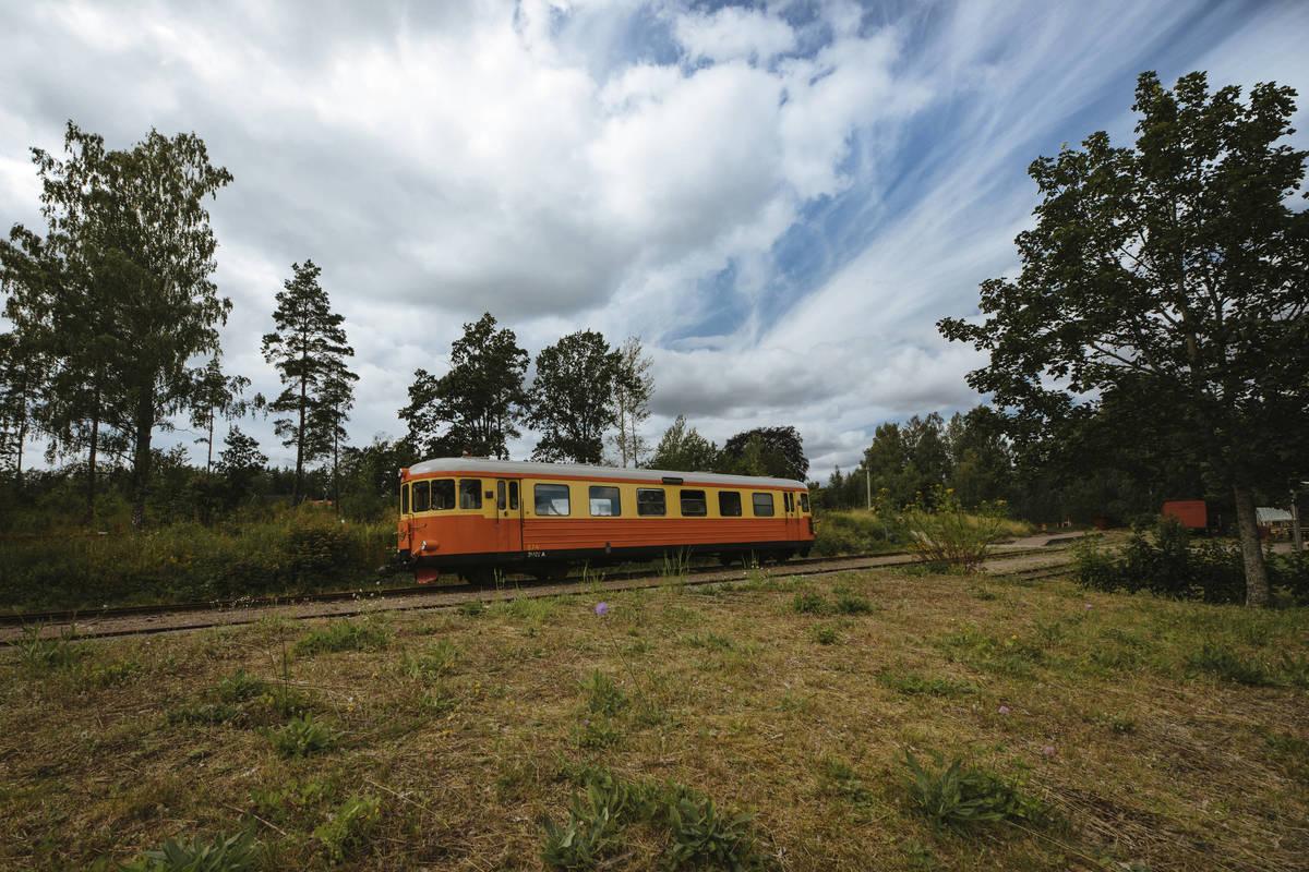 Train on Smalspåret