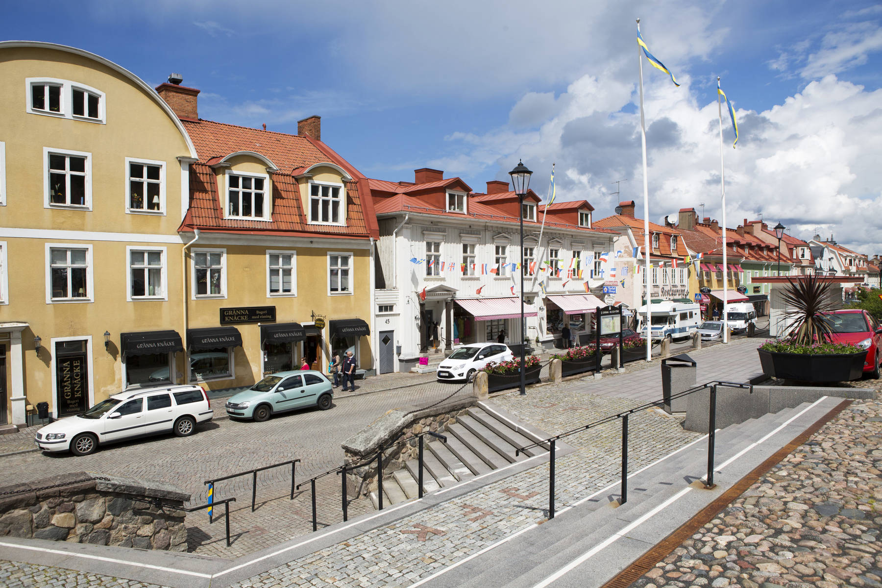 Gränna city