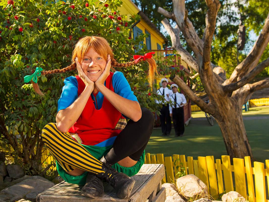 Astrid Lindgren S World Visit Sm 229 Land