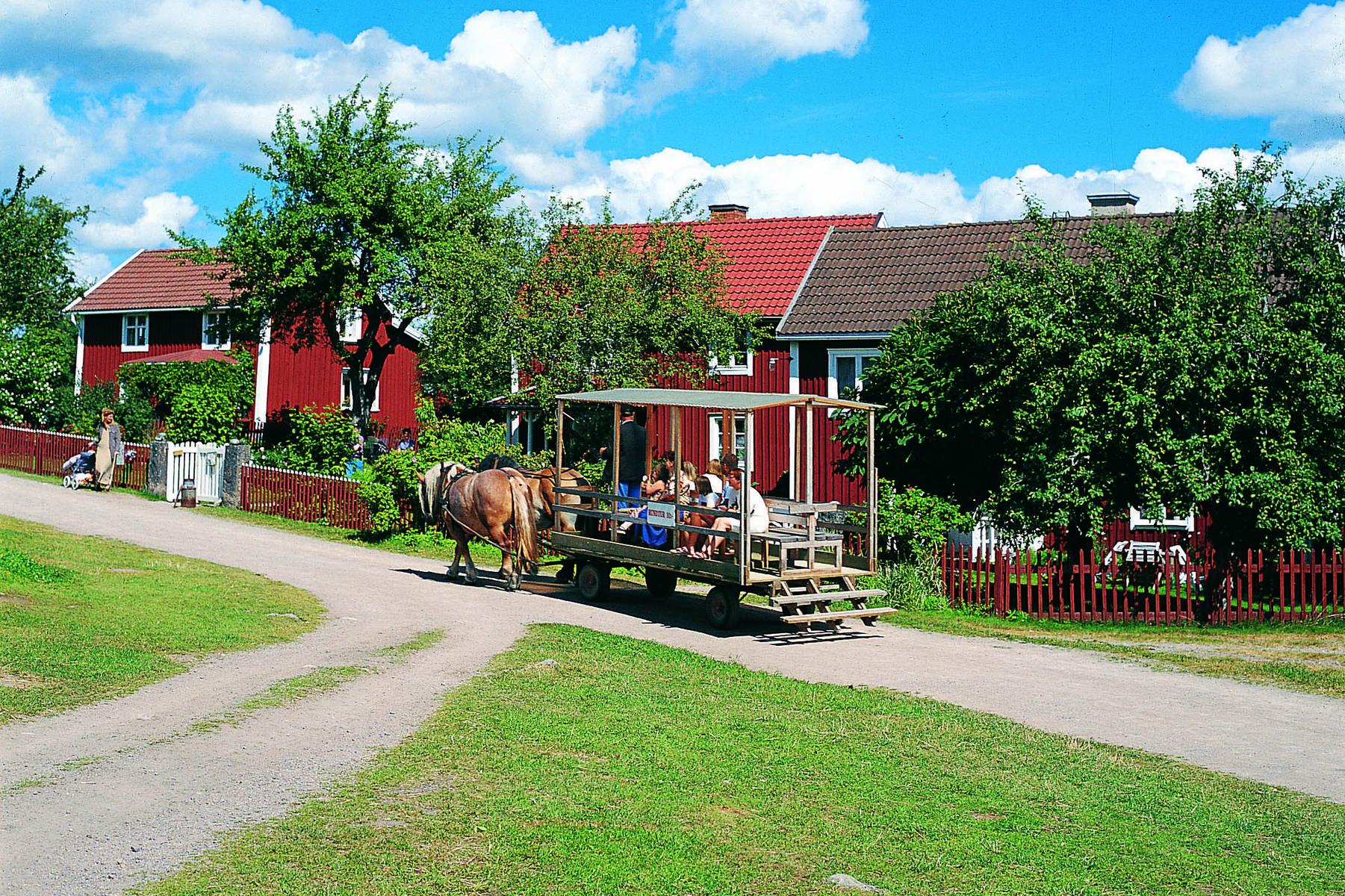 The Noisy Village of Astrid Lindgren's stories