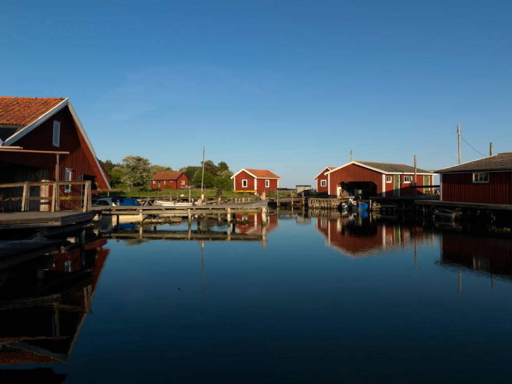 Tjust archipelagi in Västervik