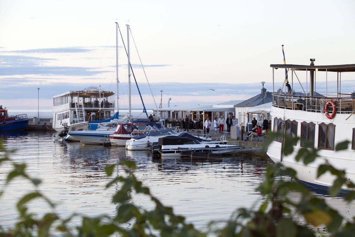 Jönköping Piren Vättern sjö båt