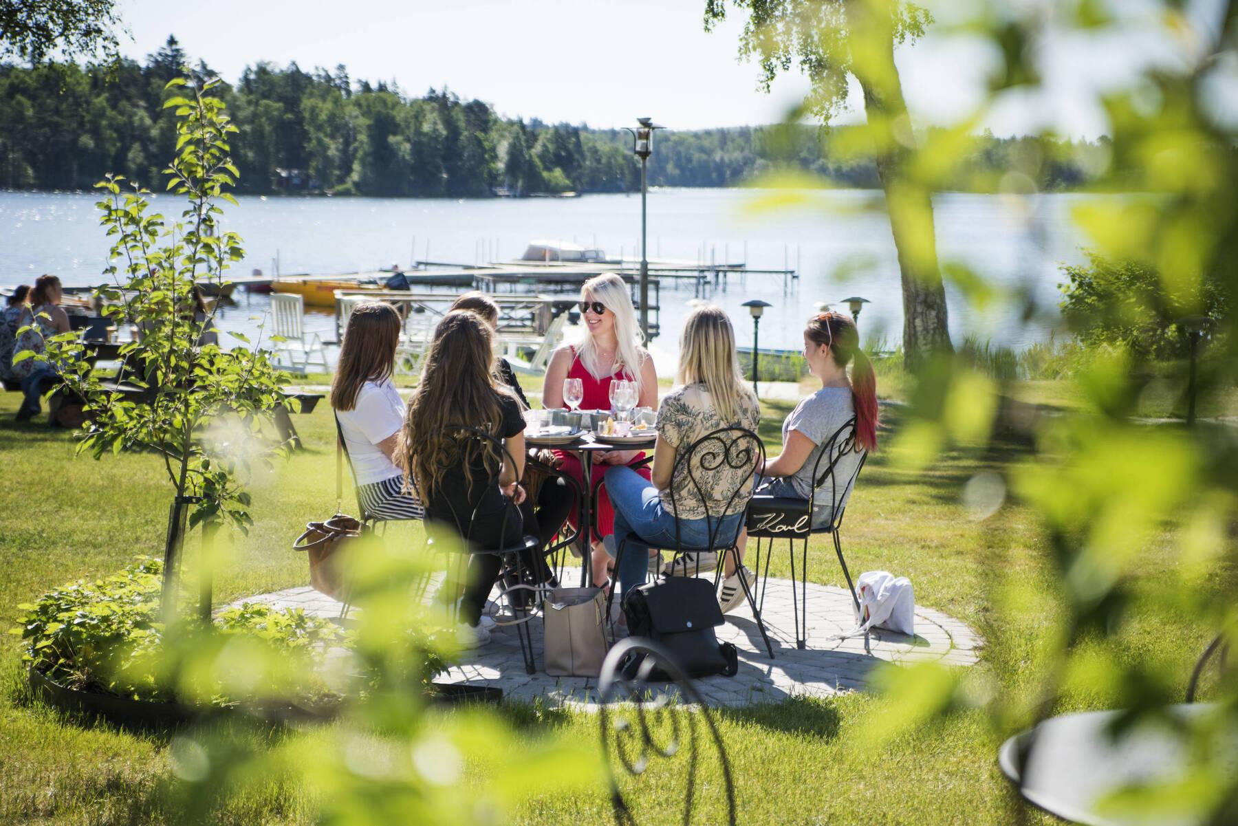 Toftastrand Villa Vik i Sandsbro