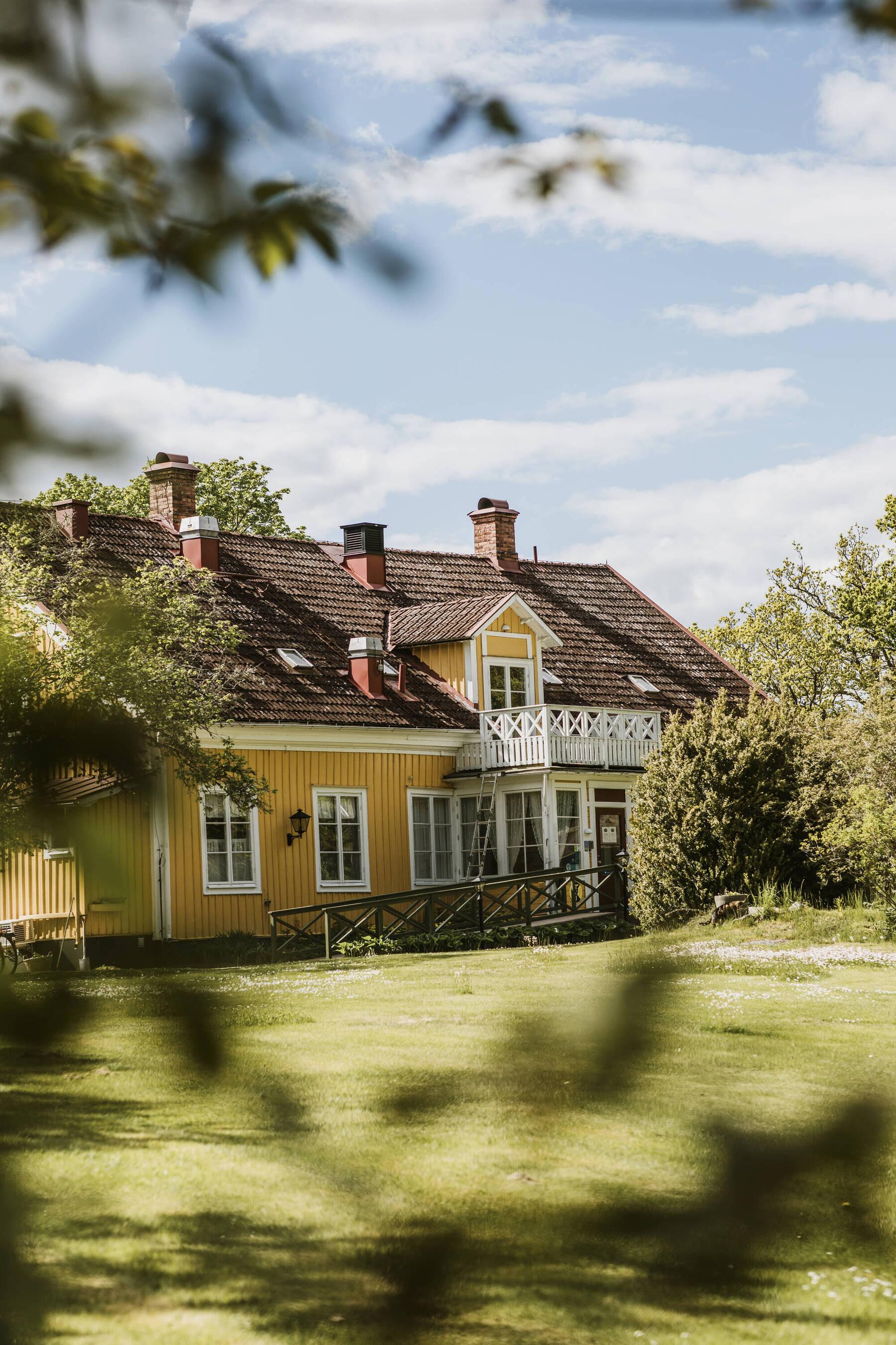 Grimsnäs Herrgård Småland