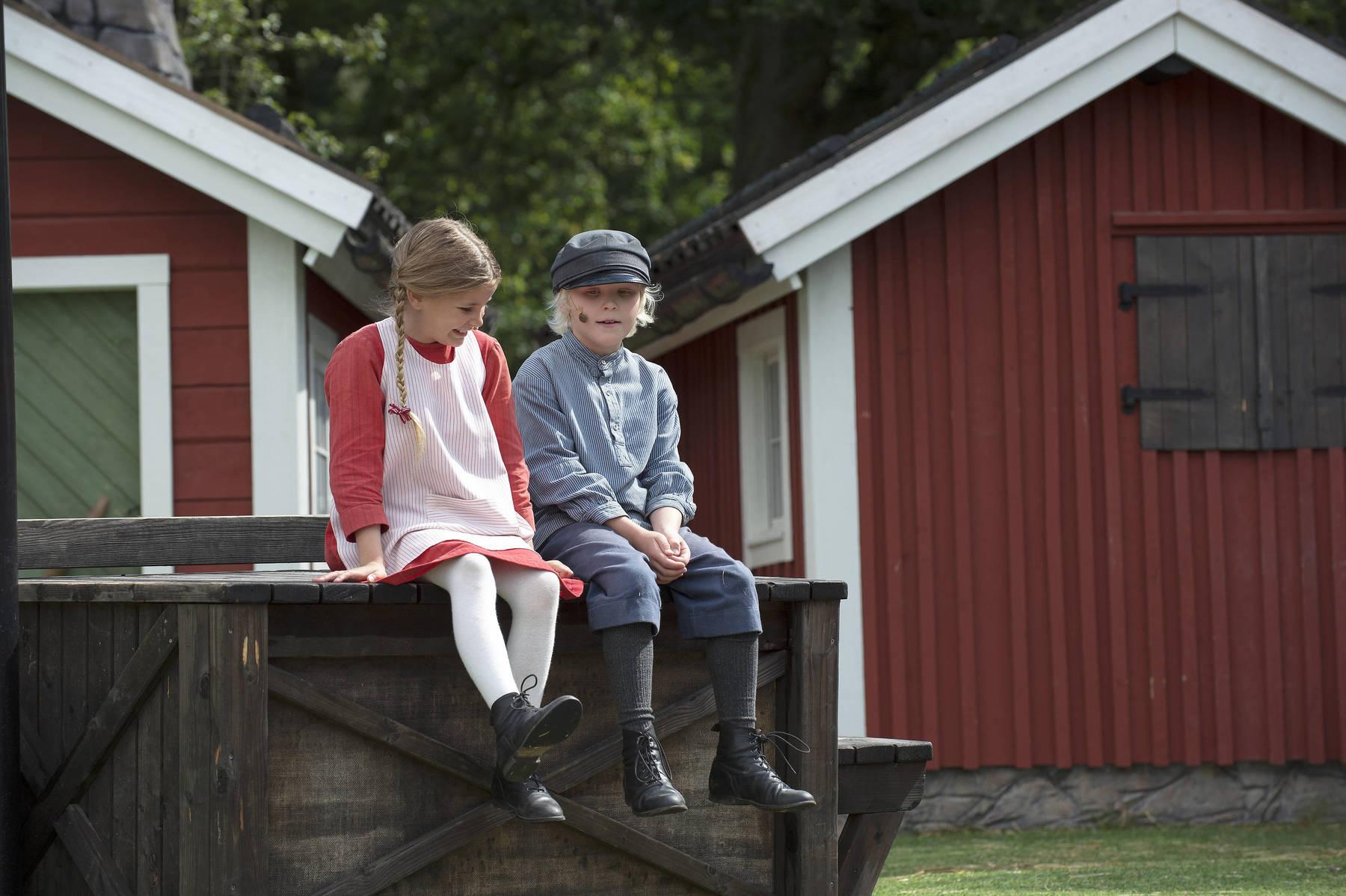 Emil i Lönneberga på Astrid Lindgrens Värld