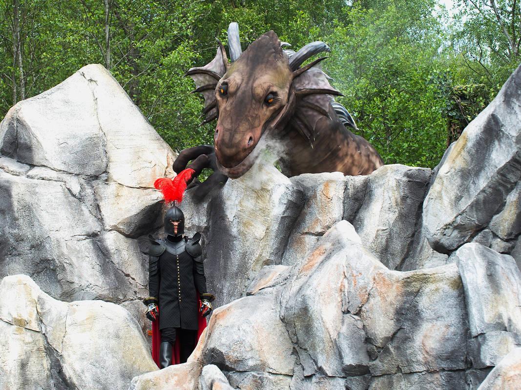 Tengil och draken Katla