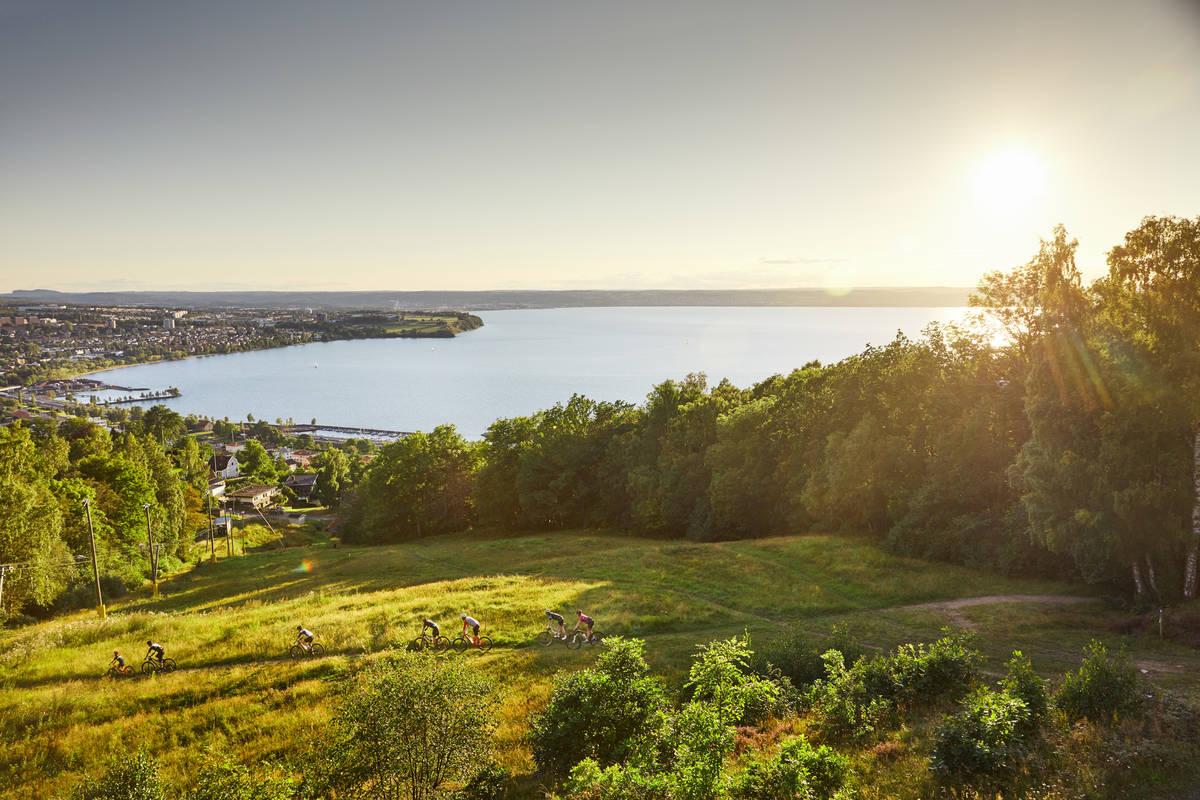 Östra Vätterbranterna, Jönköping