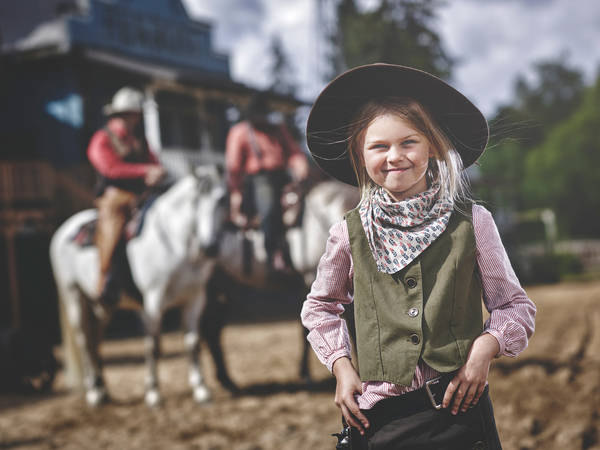 Barnens vilda väster
