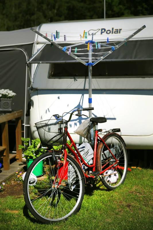 Ta med dig cykeln på semestern