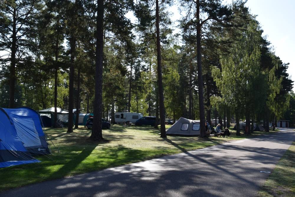 Hätte Camping Tranås