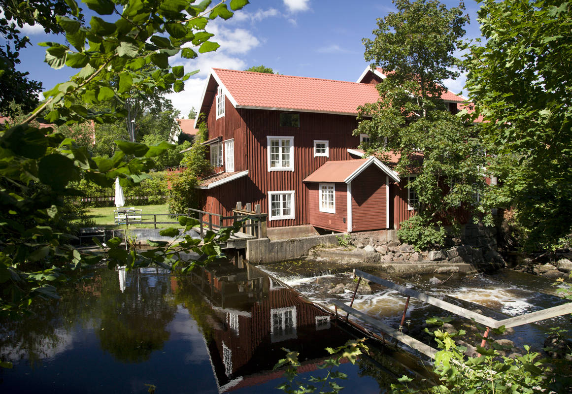 STF Vandrarhem i Mörtfors