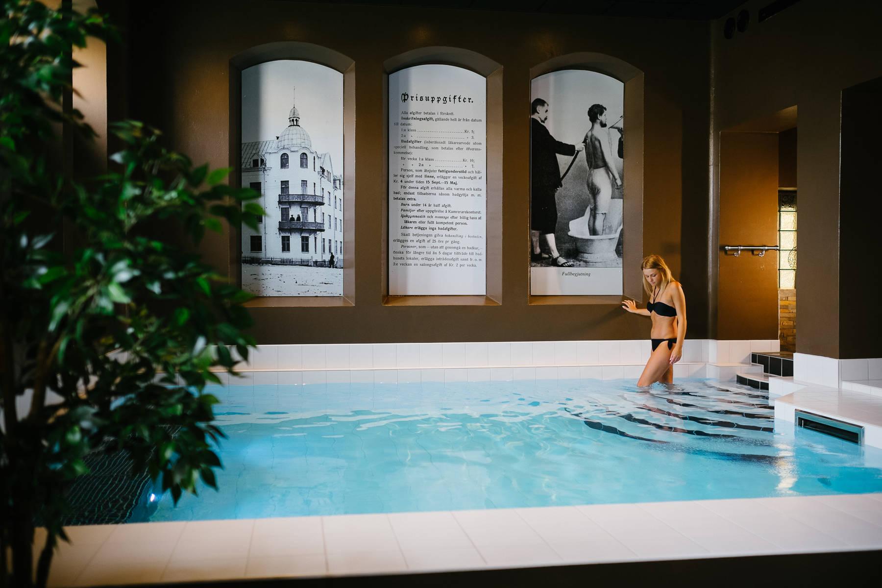 Badhotellet Tranås