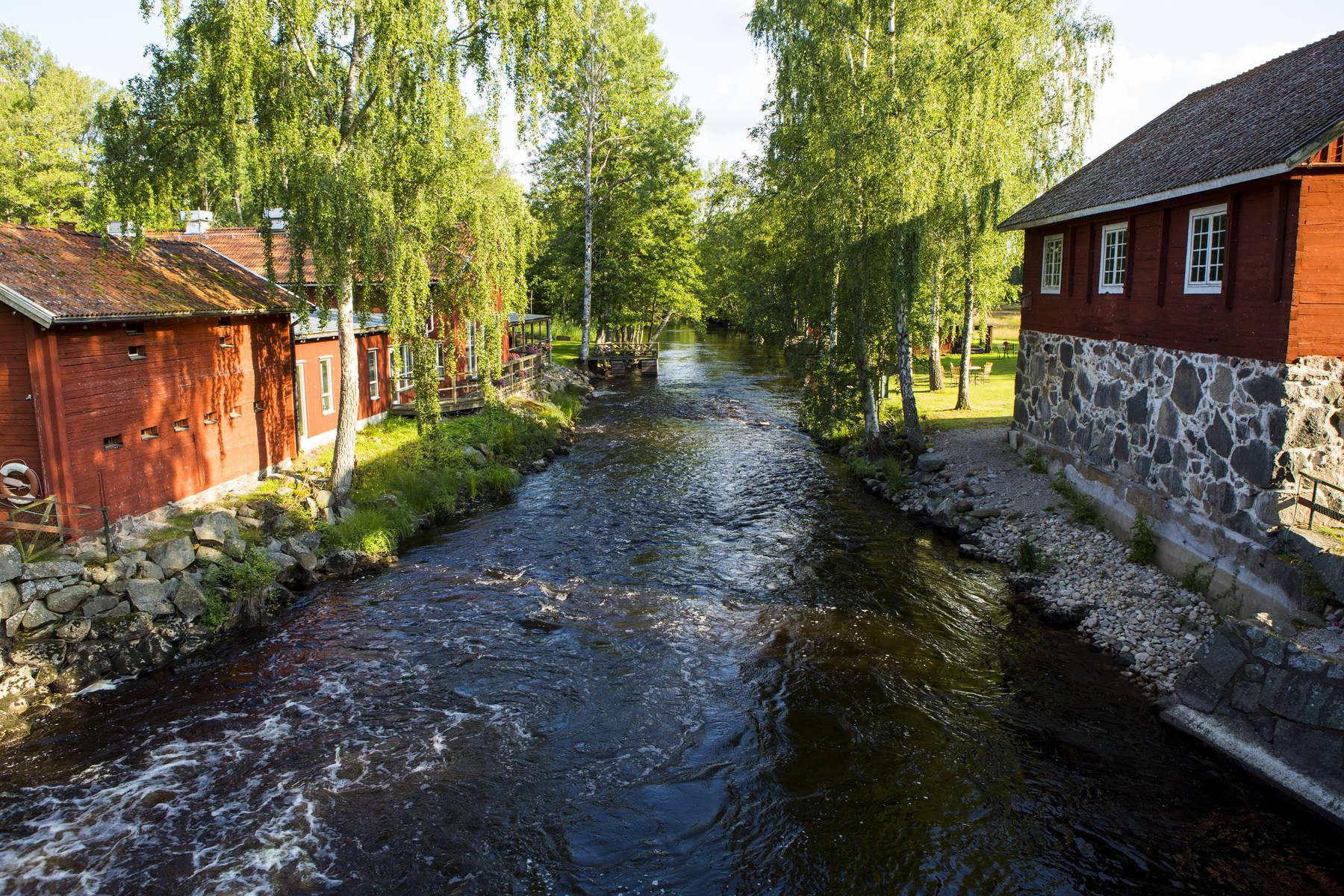 Hantverksby, festival, matupplevelser och mycket mer i Korrö
