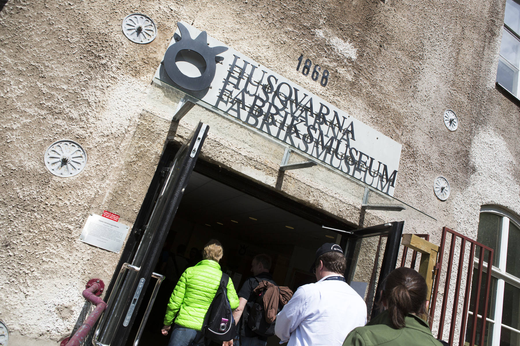 Över 300-års historia finns samlat på Husqvarna Museum