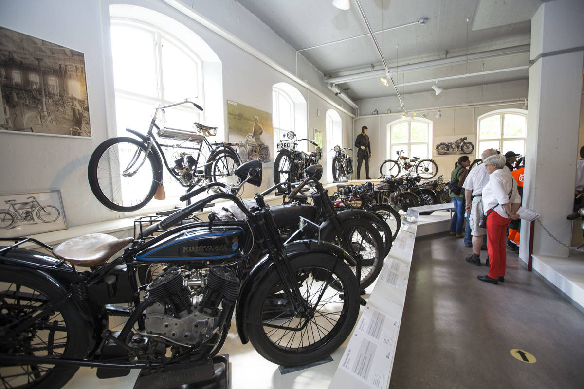 Under många år mest känt som motorcykeltillverkaren Husqvarna
