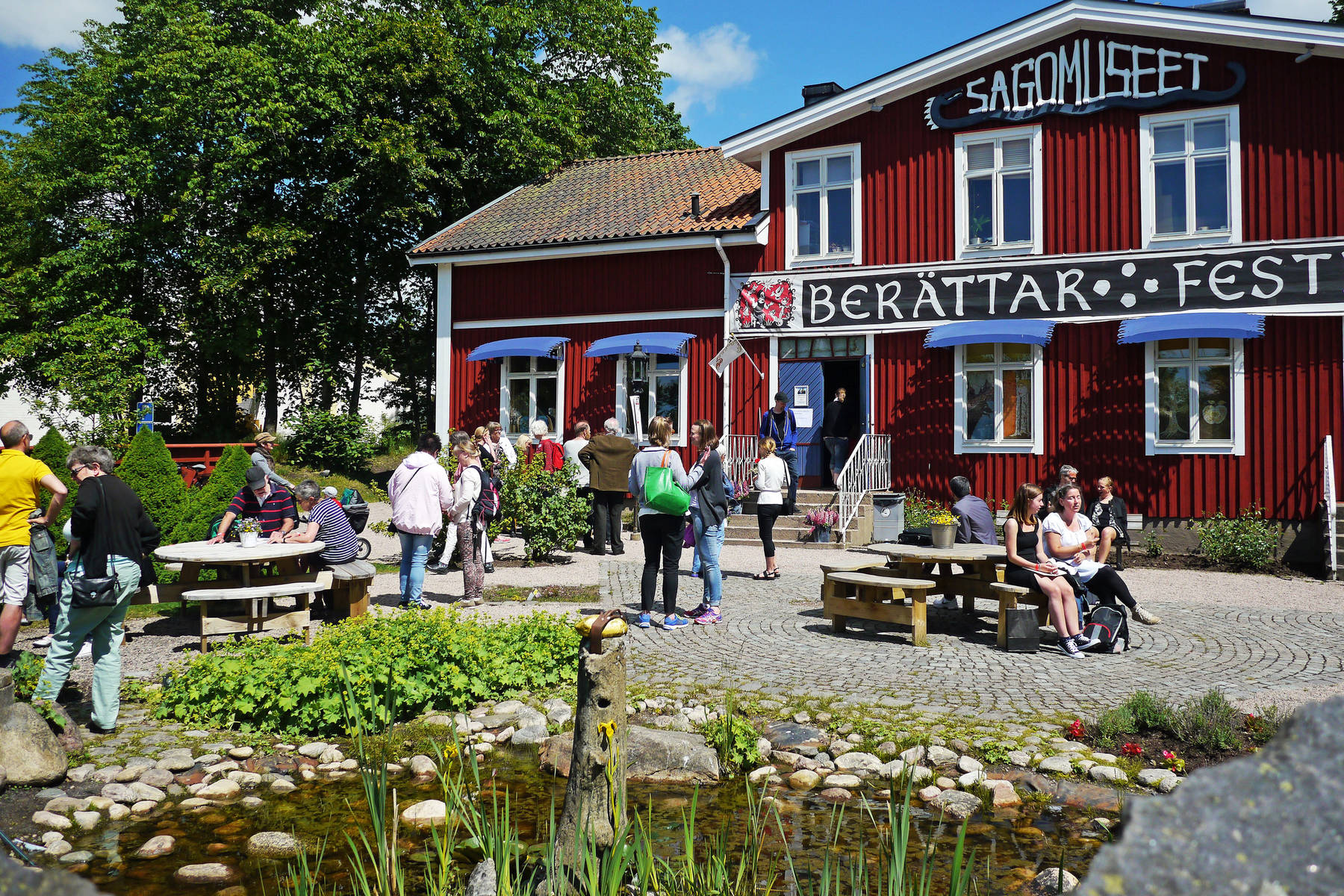 Sagomuseet i Ljungby