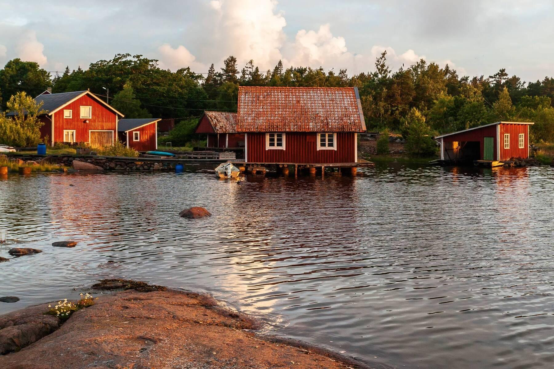 Tjust skärgård, Västervik