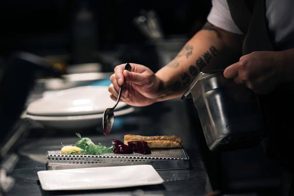 Matlagning på PM & Vänner i Växjö