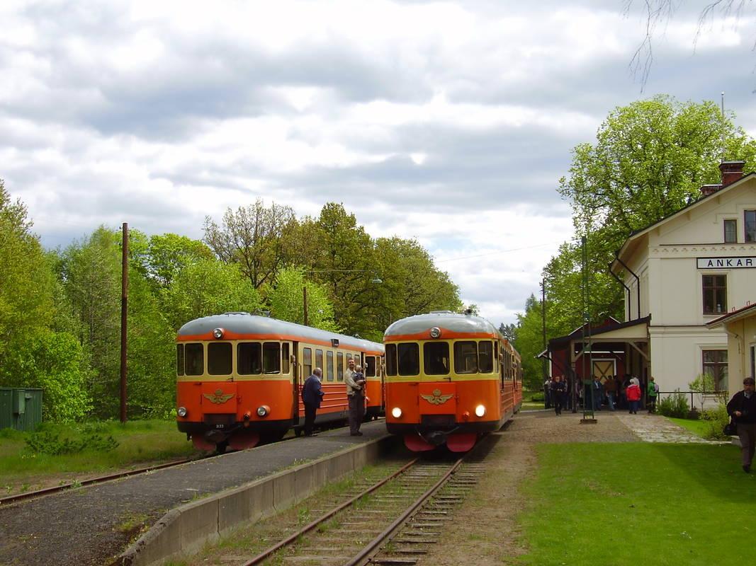 Tågbyte